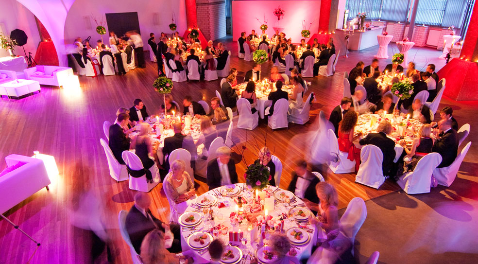 Oktogon Interartes Hochzeitsfeier